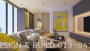 Condo Design @ 3 Elements, Seri Kembangan, Malaysia Soho Interior Design Residential Design