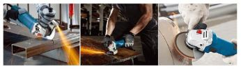 MKX-4031 MARK-X ANGLE GRINDER (100mm) 750W Powertools Machinery Collection