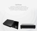 MP405 Cash Drawer Cash Drawer POS Hardware