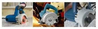 MKX-31110 MARK-X MARBLE CUTTER (110MM) Powertools Machinery Collection