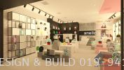 Anello Retail Shop @ Sunway Pyramid, Bandar Sunway, Malaysia Retail Shop Commercial Design