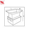Riffle Box - NL 1014 X Aggregate & Rock Testing Equipments