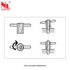 Sieves Shaker - NL 1015 X / 011 Aggregate & Rock Testing Equipments