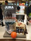 Fettercairn & Jura  Window & Product Display