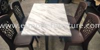 Wooden & Stone Colour Table & Seat Colour Chart  Food Court Furniture / Canteen Furniture