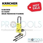 KARCHER HIGH PRESSURE WASHER K4 BASIC