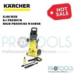 KARCHER K4 PREMIUM FULL CONTROL HIGH PRESSURE WASHER