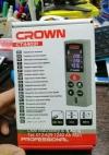 Crown 100m Digital Laser Rangefinder/Measure Crown Power Tools