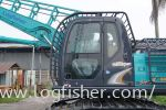 LOG130HDL Excavator Bucket and Thumb