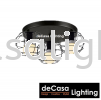 Set Of 3 With Round Base Modern Designer Decorative Round Ceiling Light  Modern Ceiling Light CEILING LIGHT /LAMPU SILING