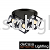 NSB-Z1044-BK-3CB Modern Ceiling Light CEILING LIGHT /LAMPU SILING