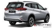 PERODUA ARUZ 19Y-ABOVE (4″=100MM) = VENTTEC DOOR VISOR Aruz 2019 Perodua