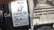 YAMAHA PORTABLE GENERATOR 2200W 67DB 4.5L TANK 39KG EFL2600V Generator