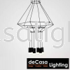 Wire LED Pendant Decorative Design Light NEW ARRIVAL Decorative Hanging Light Designer Pendant Light PENDANT LIGHT