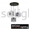 INDUSTRIAL PENDANT LIGHT JL-MJ03-BK Loft Design PENDANT LIGHT
