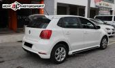 Volkswagen polo hatchback facelift bodykit Polo Hatchback Volkswagen