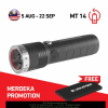 LED LENSER MT 14 FLASHLIGHT COMBO PACK BLISTER LED LENSER FLASHLIGHT LIGHTING
