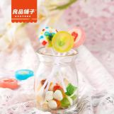 Handmade Mixed Fruits Lollipop