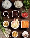 Spicy & Sour Rice Noodles