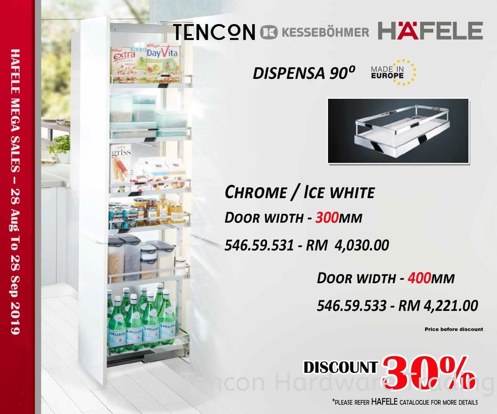 HAFELE ~ Tencon Hardware Trading