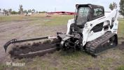 Trencher Bobcat Attachment
