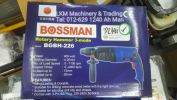 Bossman 4-26mm 900W Rotary Hammer set with drill bit BGBH-226 Promotion 2019