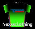 Nexss Team T-shirt(T002)-01 T-Shirt Darts Sportswear