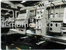 PCL-11201 Compact  Mixed Cording Taping /Tubular Machine Embroidery Machine