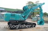 LOG260-10 Excavator Bucket and Thumb