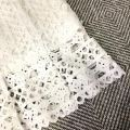22789 LACE OVERLAY BLOUSE 【1st 10% 2nd 20% 3rd 30%】