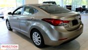 HYUNDAI ELANTRA / AVANTE 12Y-17Y = INJECTION DOOR VISOR WITH STAINLESS STEEL LINING HYUNDAI INJECTION