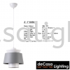 Aluminium Pendant Light Z-F6494-1 Loft Design PENDANT LIGHT