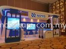 Nipro , Kuantan  Exhibition Booth Booth Design