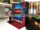 Spin & Win , Sunway  Roadshow Booth Booth Design