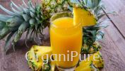 FROZEN PINAPPLE PUREE JUICES AND PUREE NON-ORGANIC FOOD PRODUCTS