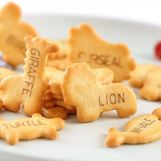 Animal Shaped Biscuits