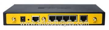 FOUR-FAITH F3836 FDD-LTE Industrial 4G Router Industrial 3G/4G Router High Bandwidth Wireless Equipment Network Communication Solutions