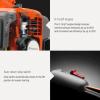Husqvarna 525BX: Hand Held Petrol Leaf Blower, 25.4cc, 0.85kW, Air Speed 86m/s, 5kg   Blower & Sprayer Agricultural (Husqvarna)