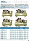 Swan HWU-307N: 7.5HP, 12Bar Air Compressor FAD606L/min, 850rpm, 3phase 260kg Swan  Air Compressor