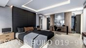Semi-D @ Taman Lestari Perdana, Seri Kembangan, Malaysia Semi-D Interior & Exterior Design & Build Residential Design & Build