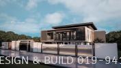 Bungalow @ Ukay Heights, Ampang, Malaysia Bungalow Interior & Exterior Design & Build Residential Design & Build