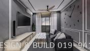 Condominium @ KL Gateway Residence, Jalan Kerinchi, Malaysia Condo / Apartment Interior Design Residential Design