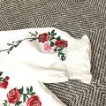 20507 BENNYPHIL EMBROIDERED BLOUSE【30% 40% 50%】