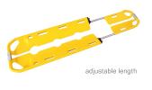 Scoop Stretcher (Thermal Treated Polymer) Scoop Stretcher Stretcher