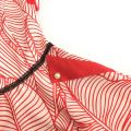 20557 BENNYPHIL MAXI PATTERN DRESS【2ND 50%】