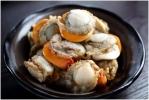 SO0007 熟带子 Boiled Baby Scallop 三文鱼Salmon & Seafood海鲜