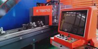 Tekna 4-Axis Milling Machine Axis Milling Machine