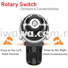 【RM42】BOSSYTOO Cordless Drill Speed Control Drilling Screw Driver Power Tool + LED Light Power Tool Home Living