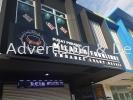 Milazzo LED back light LED 3D Signage
