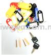 【RM55】48 Keys Slot Lockable Metal Key Box Wall Mount Safe Storage Box Cabinet Security Key Lock Home Improvement Home Living